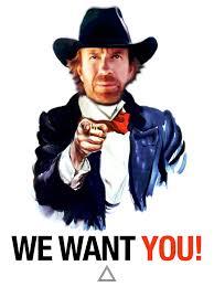 we want u